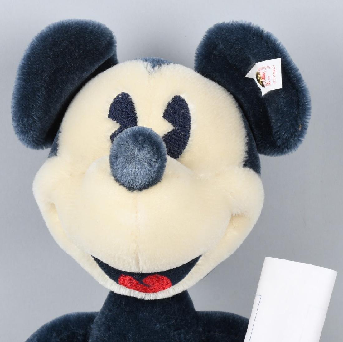 """Steiff Mickey Mouse """"La Maison De Donaldson - 3"""