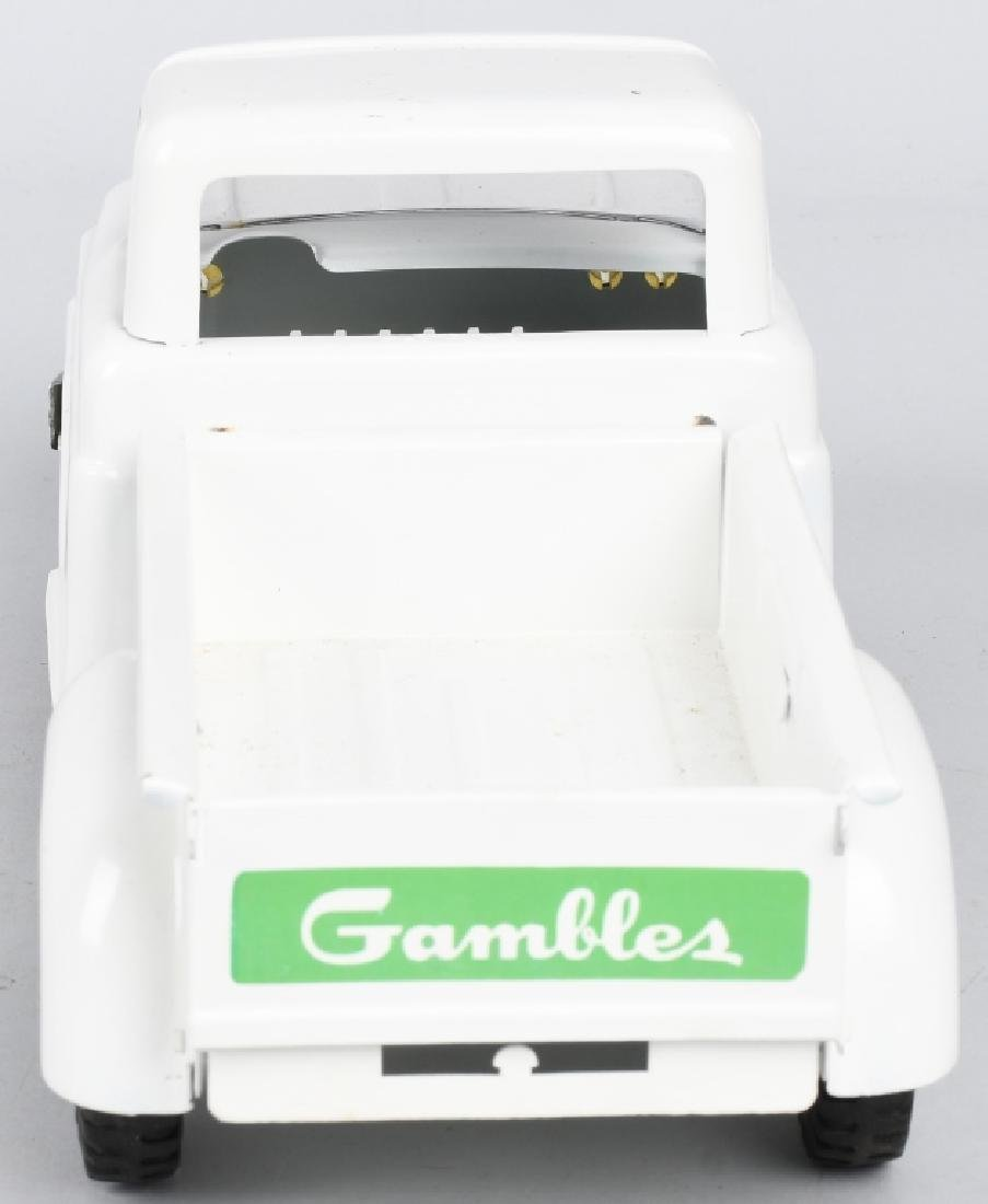 TONKA GAMBLES PICKUP TRUCK - 6