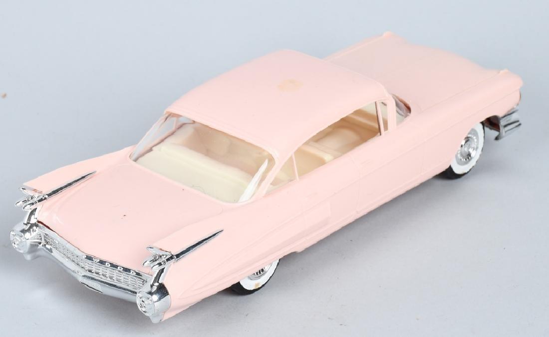 JO HAN 1959 CADILLAC & 1953 CORVETTE PROMO CARS - 3