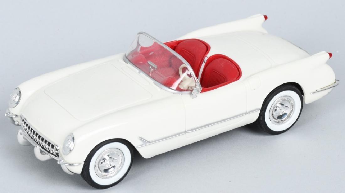 JO HAN 1959 CADILLAC & 1953 CORVETTE PROMO CARS - 4