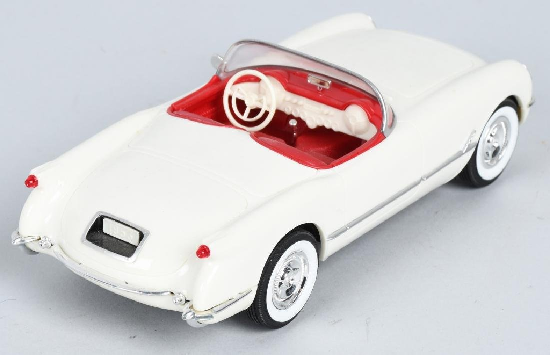JO HAN 1959 CADILLAC & 1953 CORVETTE PROMO CARS - 5