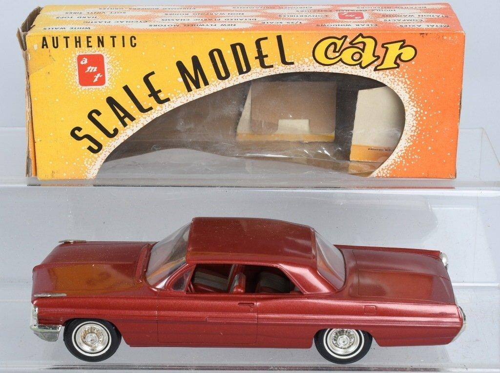 AMT 1962 PONTIAC BONNEVILLE PROMO CAR