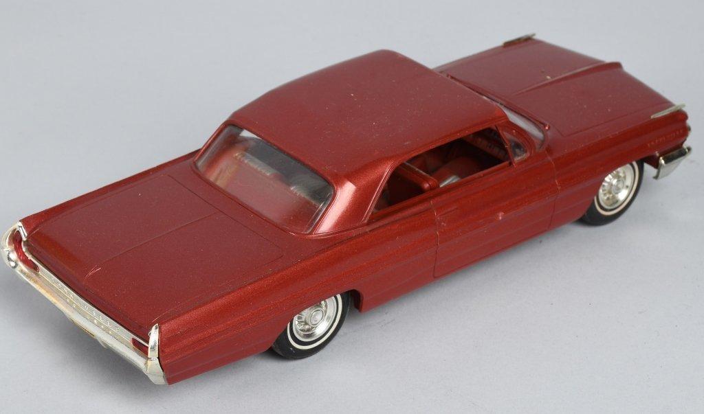 AMT 1962 PONTIAC BONNEVILLE PROMO CAR - 3