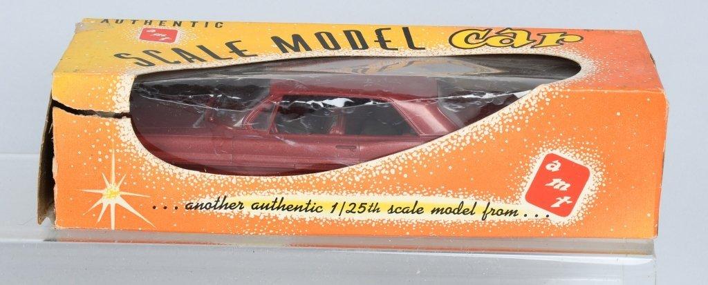 AMT 1962 PONTIAC BONNEVILLE PROMO CAR - 4