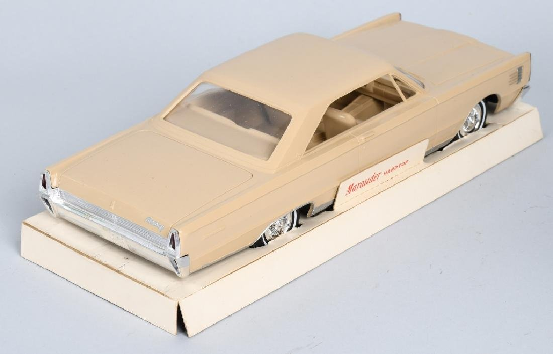 AMT 1965 MARCURY MARAUDER FRICTION PROMO CAR - 3