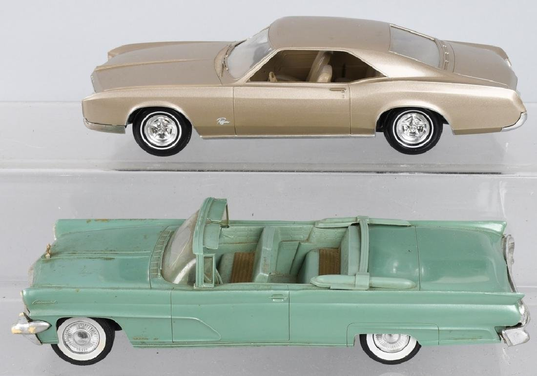 1966 RIVERA & 1959 LINCOLN PROMO CARS
