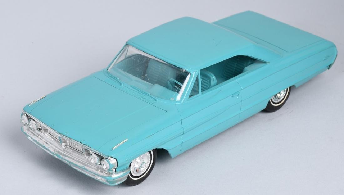 1962 FORD FAIRLANE & 1964 GALAXIE PROMO CARS - 4