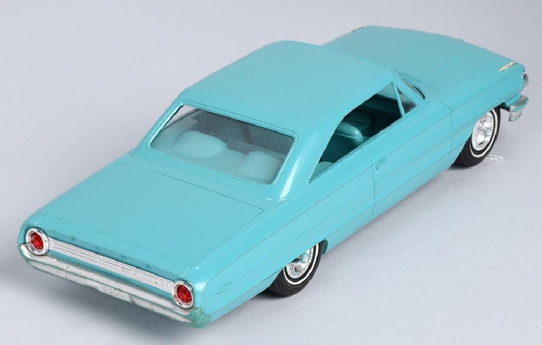 1962 FORD FAIRLANE & 1964 GALAXIE PROMO CARS - 5