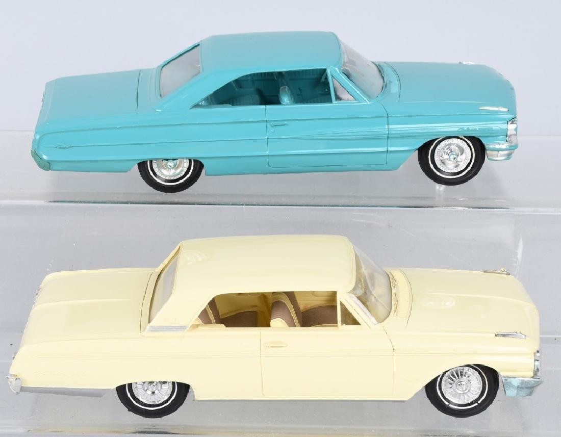 1962 FORD FAIRLANE & 1964 GALAXIE PROMO CARS - 6