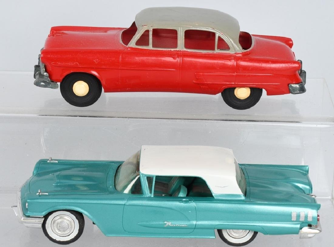 1960 FORD THUNDERBIRD & 1954 FORD PROMO CARS