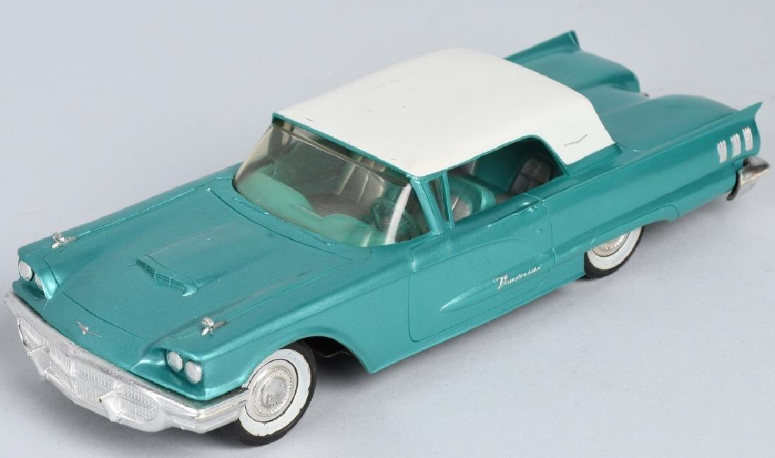 1960 FORD THUNDERBIRD & 1954 FORD PROMO CARS - 2