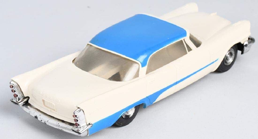 JO HAN 1957 DESOTO FIREFLITE PROMO CAR - 3