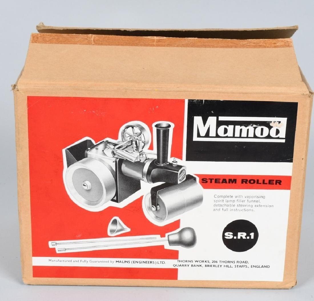 MAMOD STEAM ROLLER w/ BOX - 5