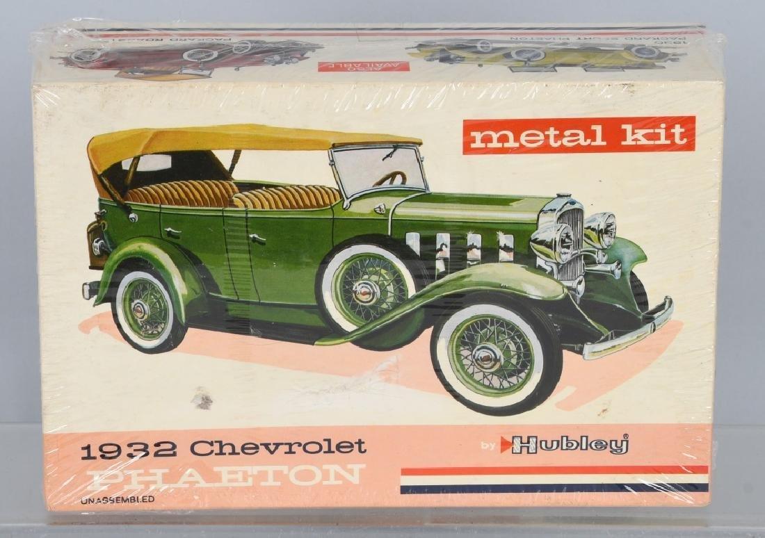 HUBLEY 1932 CHEVY PHEATON MODEL KIT MIB