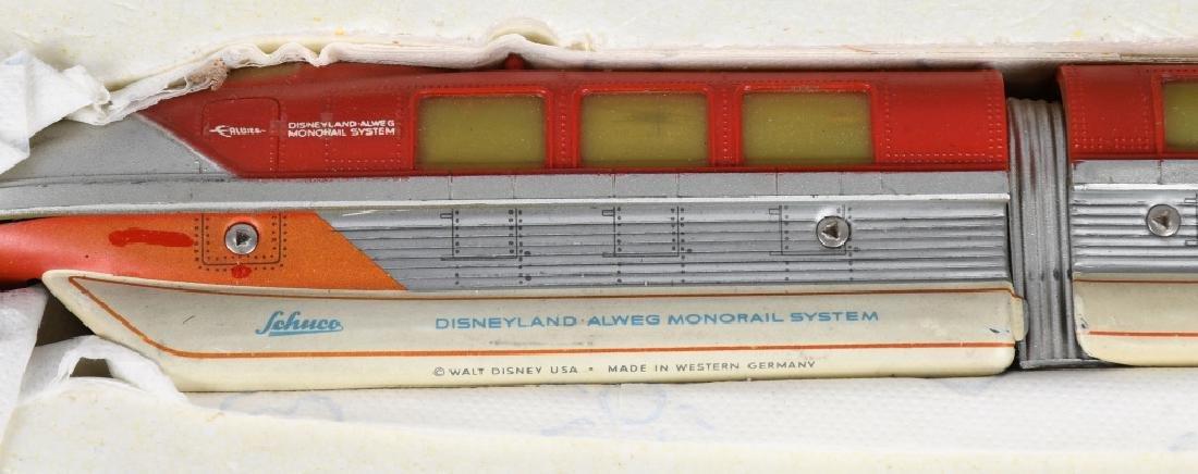SCHUCO DISNEYLAND ALWEG-MONORAIL w/ BOX - 3