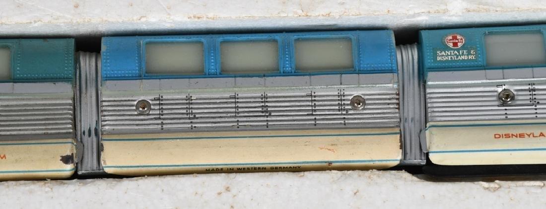 SCHUCO DISNEYLAND ALWEG-MONORAIL w/ BOX - 4