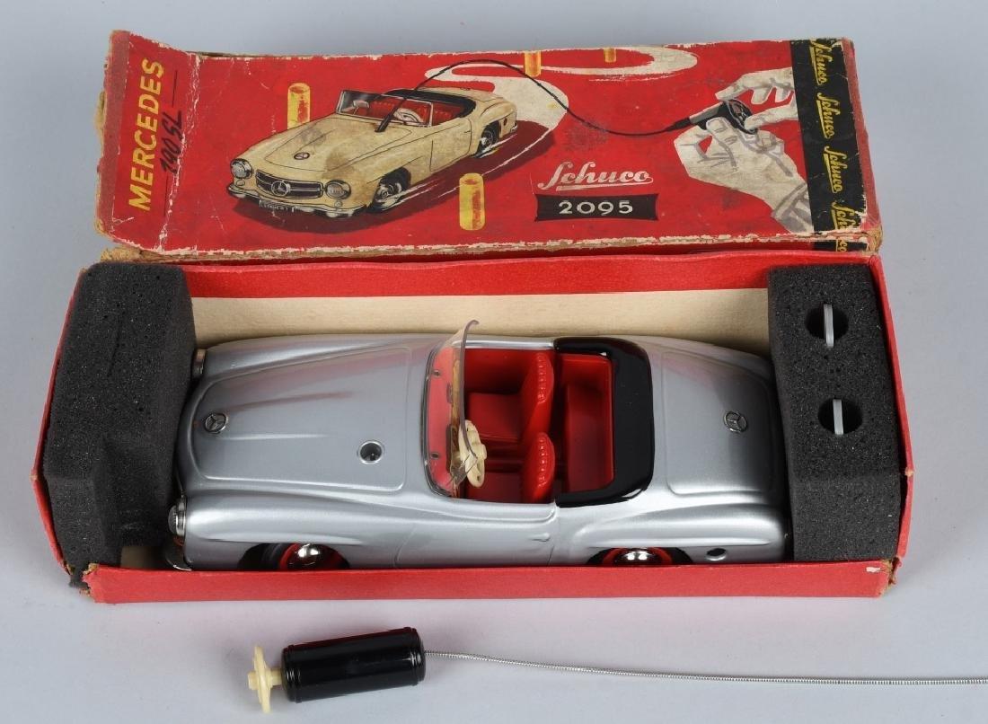 SCHUCO #2095 MERCEDES 190SL w/ BOX