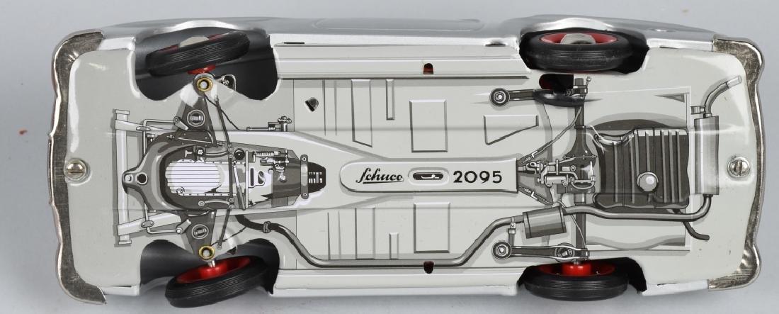 SCHUCO #2095 MERCEDES 190SL w/ BOX - 4