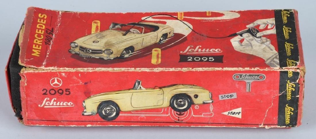 SCHUCO #2095 MERCEDES 190SL w/ BOX - 5