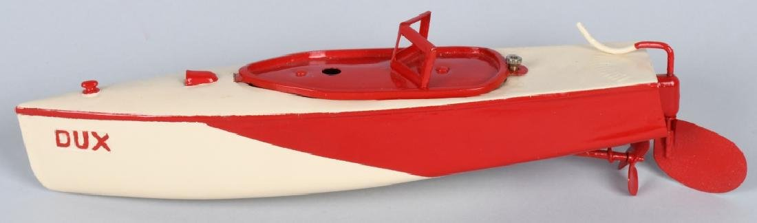 DUX Tin Windup SPEED BOAT