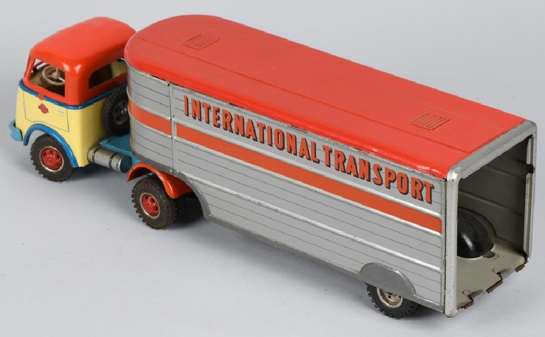 GAMA Tin Friction INTERNATIONAL TRANSPORT TRUCK - 2