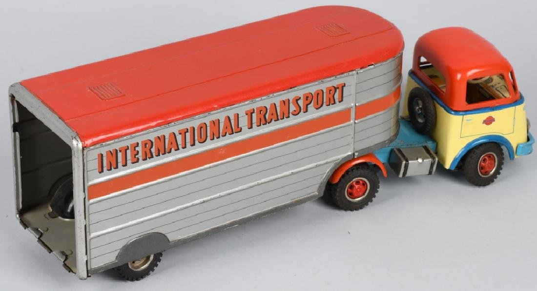 GAMA Tin Friction INTERNATIONAL TRANSPORT TRUCK - 3