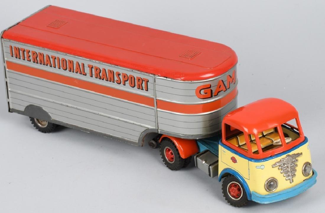 GAMA Tin Friction INTERNATIONAL TRANSPORT TRUCK - 4
