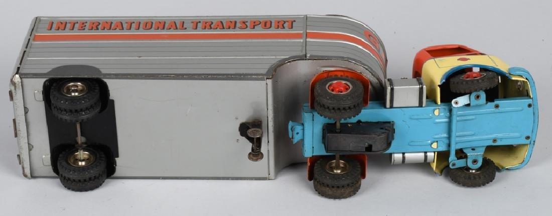GAMA Tin Friction INTERNATIONAL TRANSPORT TRUCK - 5