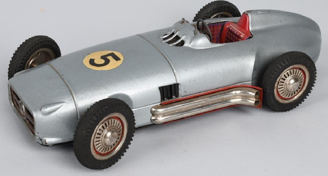 "13"" NF Tin Friction MERCEDES BENZ RACE CAR"