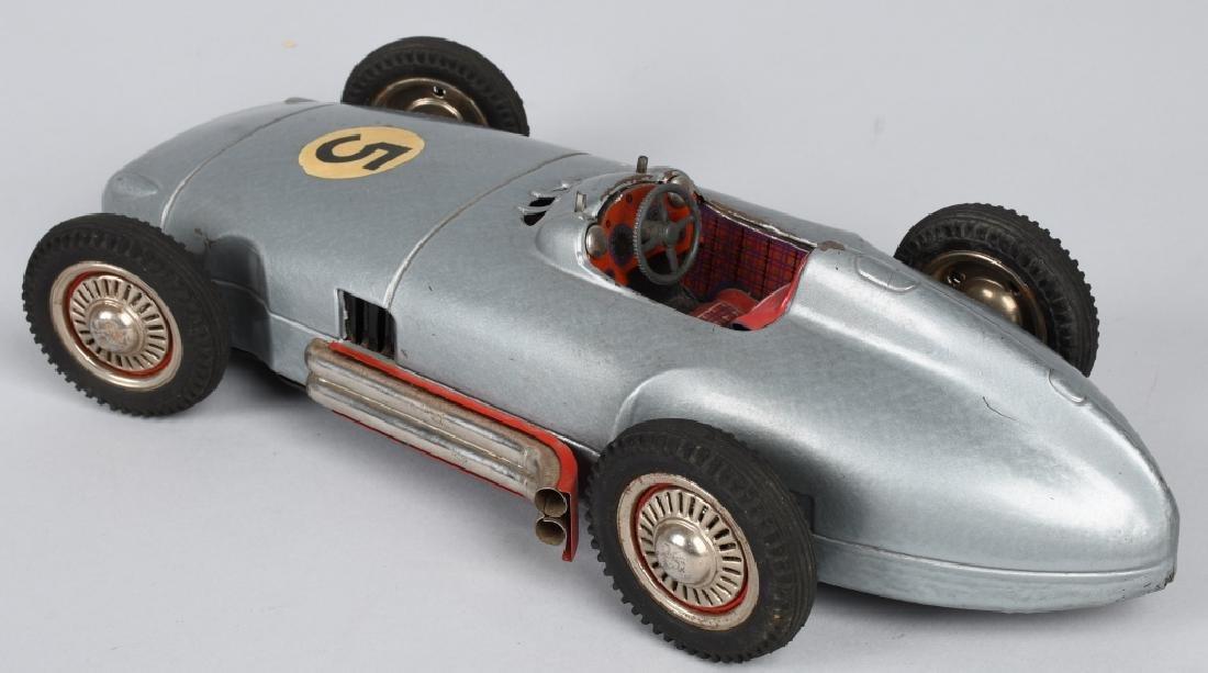 "13"" NF Tin Friction MERCEDES BENZ RACE CAR - 2"