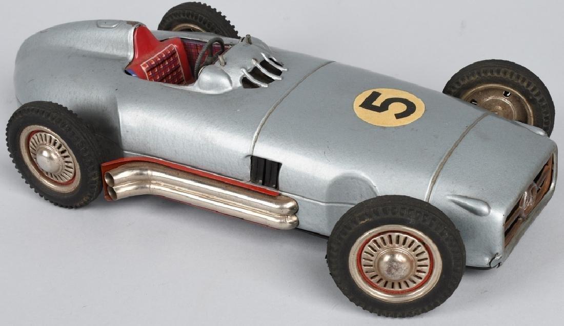 "13"" NF Tin Friction MERCEDES BENZ RACE CAR - 4"