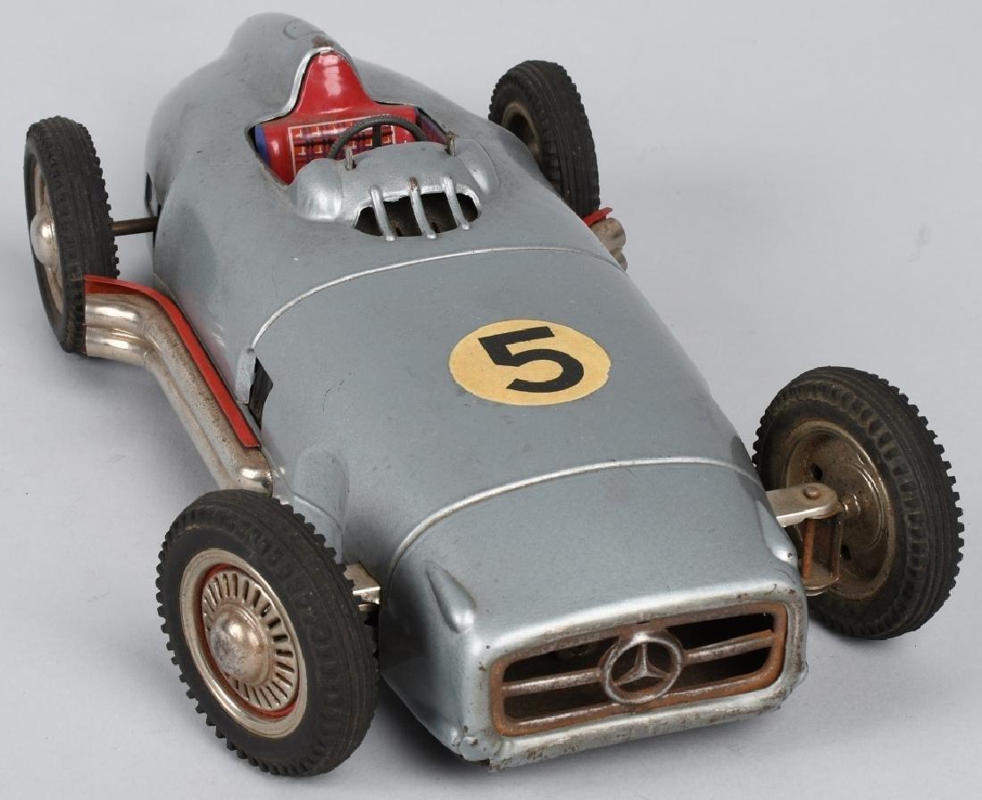 "13"" NF Tin Friction MERCEDES BENZ RACE CAR - 5"