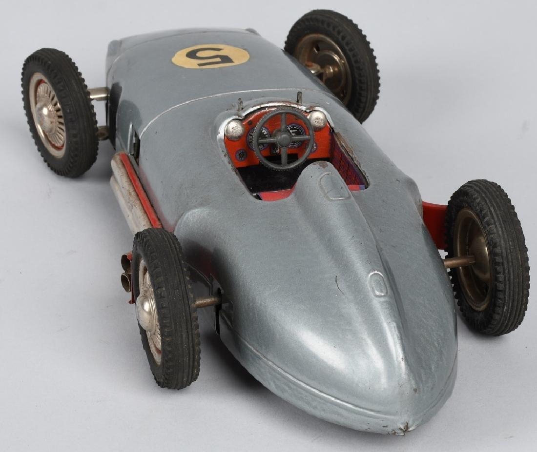 "13"" NF Tin Friction MERCEDES BENZ RACE CAR - 6"