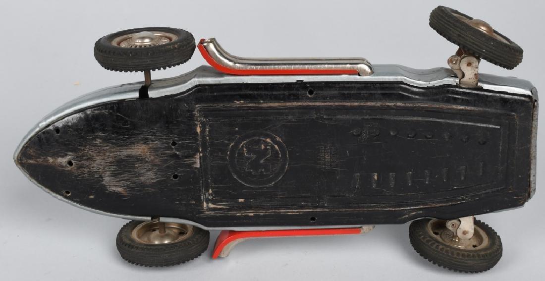 "13"" NF Tin Friction MERCEDES BENZ RACE CAR - 7"