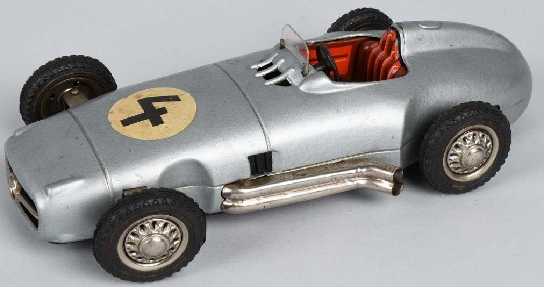 "10"" NF Tin Friction MERCEDES BENZ RACE CAR"