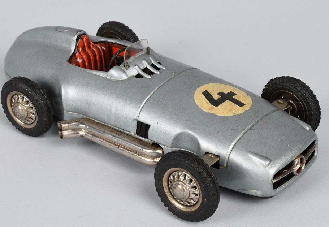 "10"" NF Tin Friction MERCEDES BENZ RACE CAR - 4"