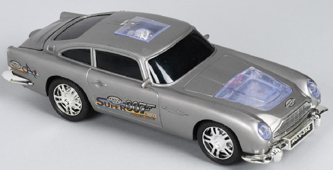SUPER DRIVE JAMES BOND CAR w/ BOX - 3