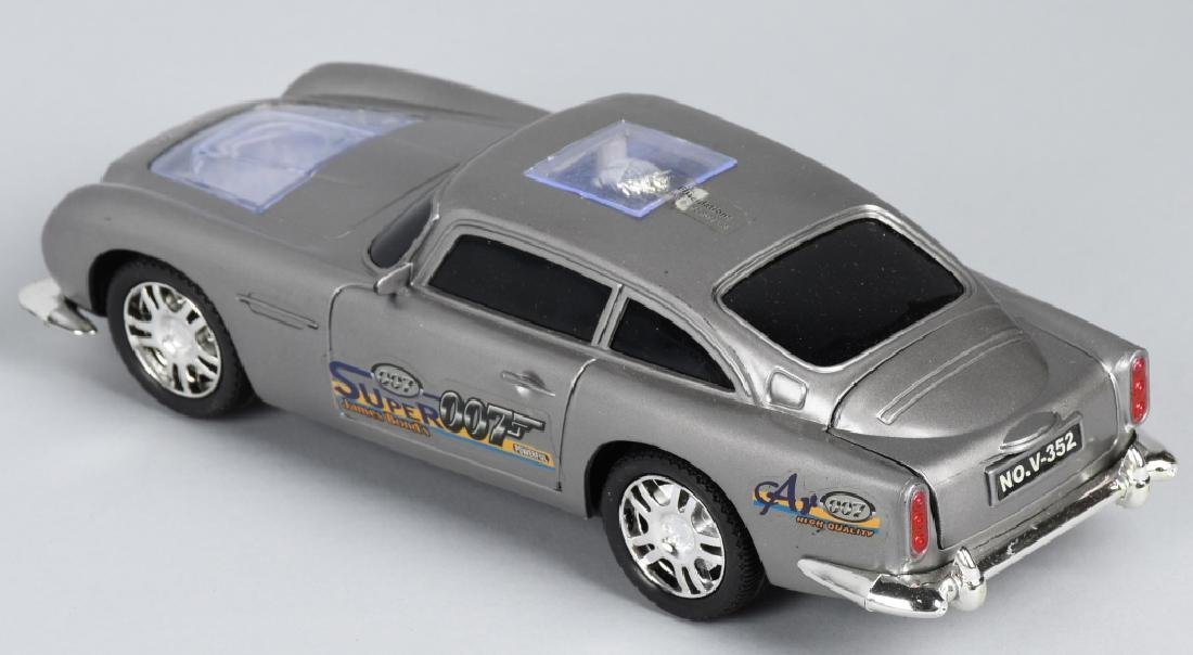 SUPER DRIVE JAMES BOND CAR w/ BOX - 4
