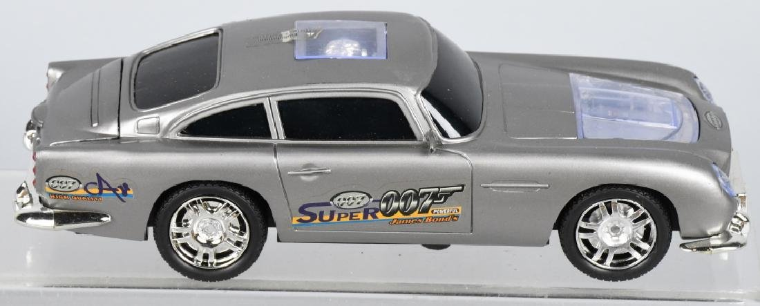 SUPER DRIVE JAMES BOND CAR w/ BOX - 5