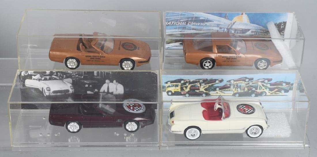 8- SIGNATURE SERIES CORVETTE PROMO CARS - 2