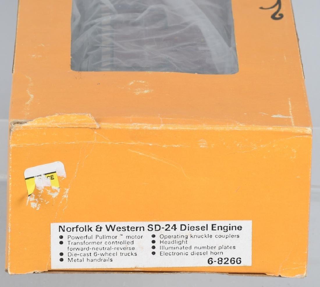 2-LIONEL DIESEL ENGINES, No. 8031 & 8266 - 5