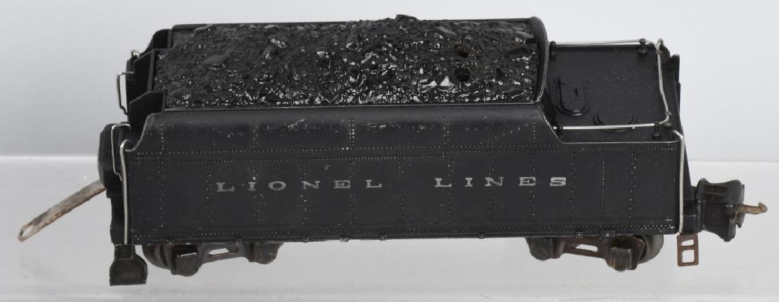LIONEL No. 225E & 2235W TENDER - 5