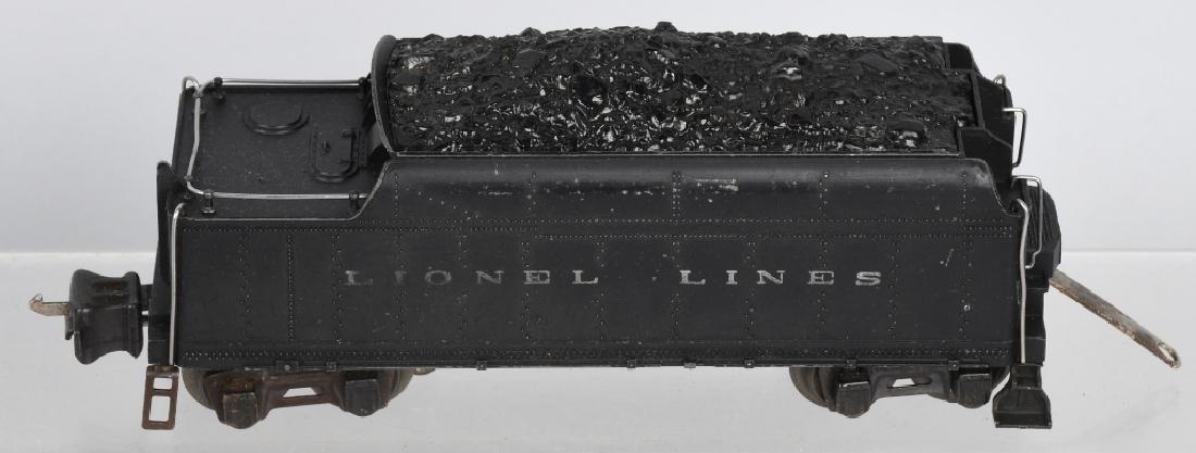 LIONEL No. 225E & 2235W TENDER - 6