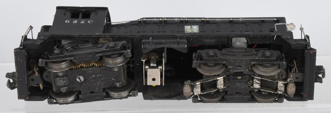 LIONEL SANTA FE No. 6220, SWITCHER ENGINE - 3