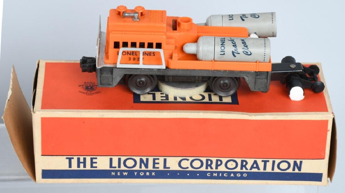 6-LIONEL O GAUGE ROLLING STOCK - 2