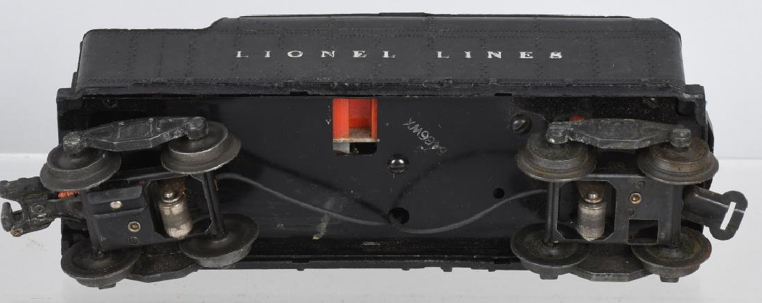 LIONEL No. 2025 ENGINE & 6466WX TENDER - 7