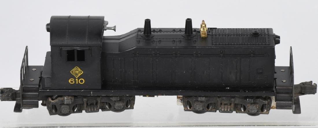 LIONEL No. 610 DIESEL ENGINE & 8612 ENGINE - 2