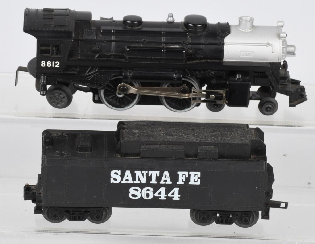 LIONEL No. 610 DIESEL ENGINE & 8612 ENGINE - 3
