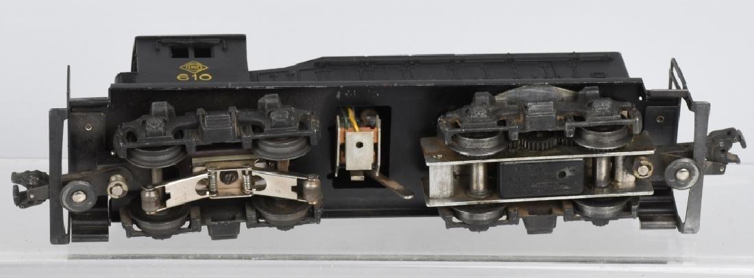 LIONEL No. 610 DIESEL ENGINE & 8612 ENGINE - 5
