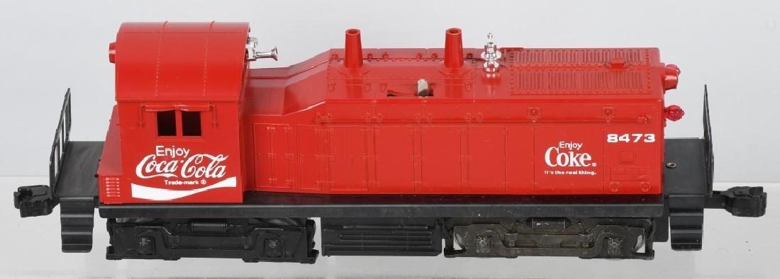 LIONEL COCA COLA TRAIN SET - 2